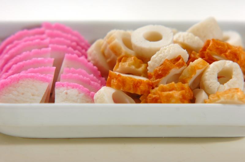 白菜たっぷり皿うどんの作り方の手順3