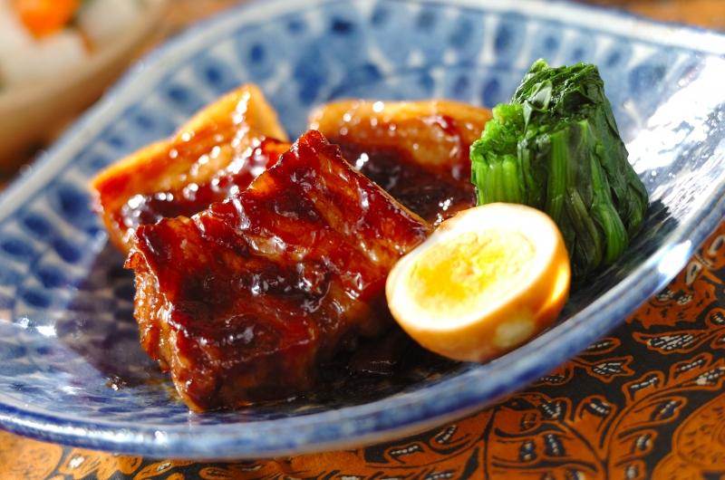 豚バラ肉の黒糖煮八角風味の作り方の手順