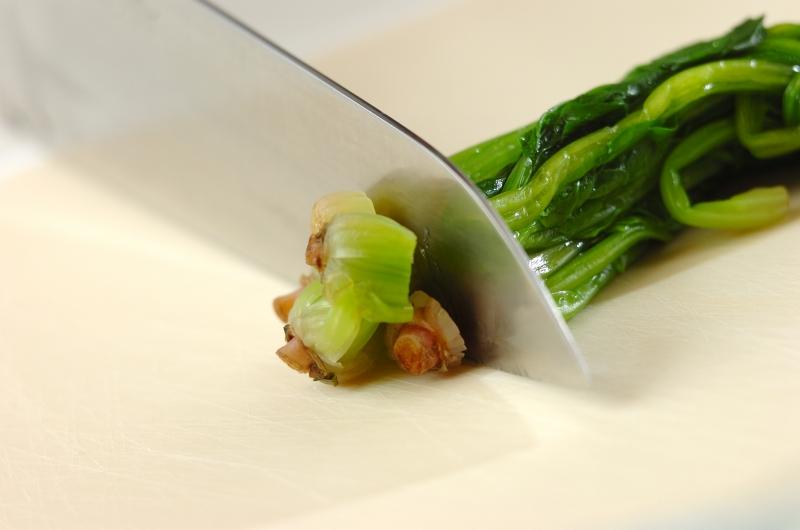 豚バラ肉の黒糖煮八角風味の下準備1