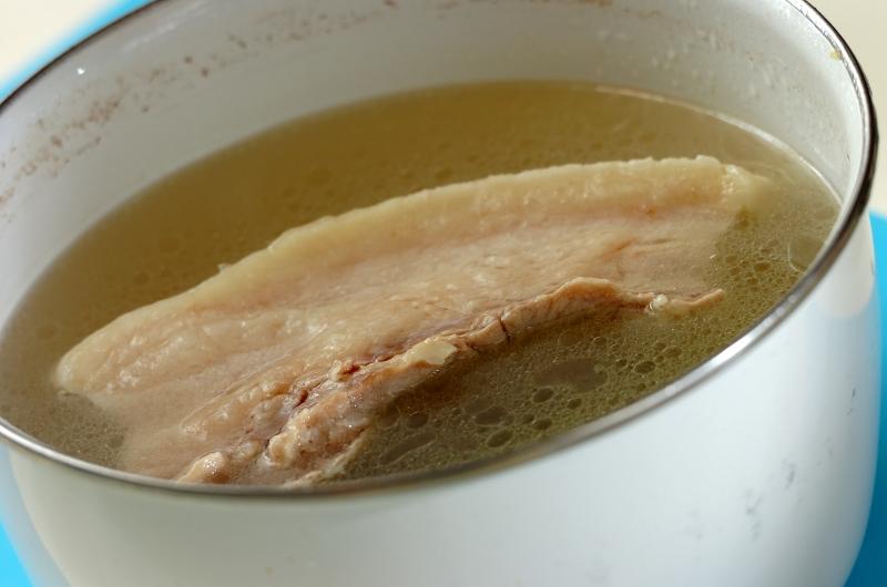 豚バラ肉の黒糖煮八角風味の作り方2
