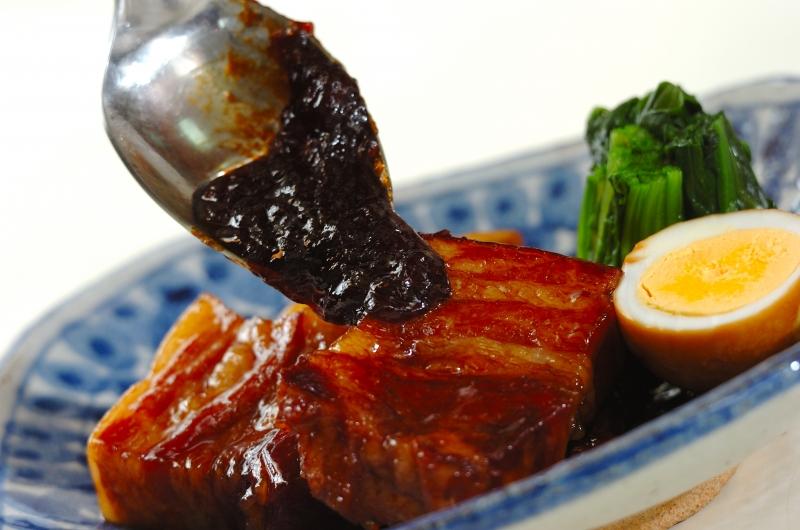 豚バラ肉の黒糖煮八角風味の作り方5