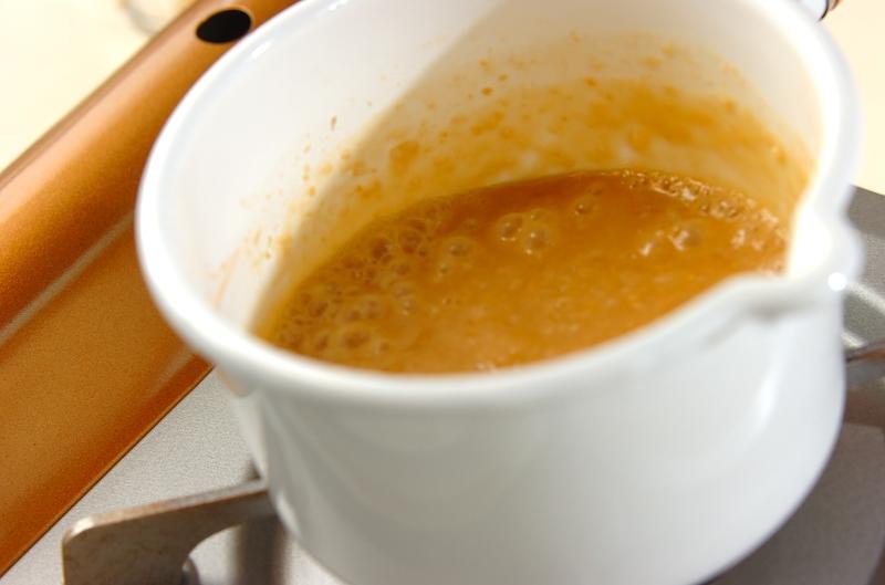 鶏と里芋の甘酒みそだれの作り方の手順4