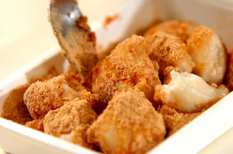 米粉の簡単だんごの作り方の手順4