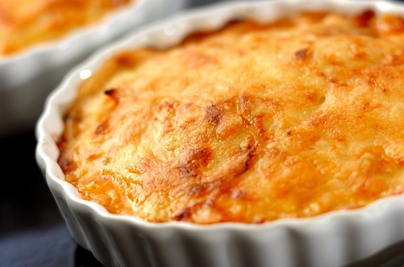 キムチチーズグラタンの作り方の手順4