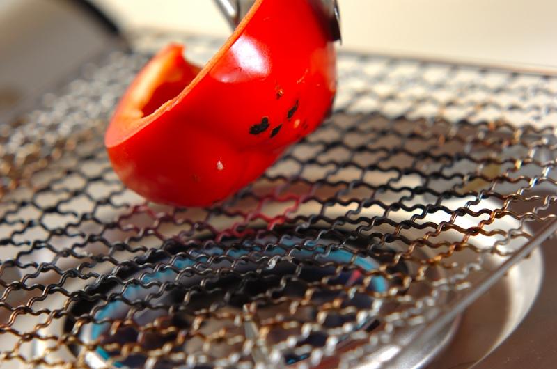 ホタテのカラフルマリネの作り方の手順2
