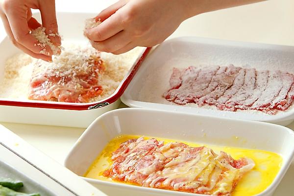 ソースカツ丼の作り方の手順1