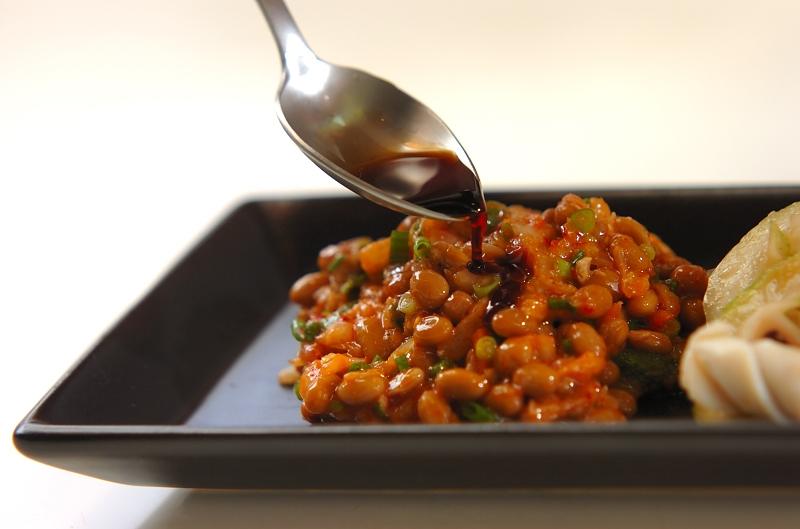 納豆キムチの作り方の手順3