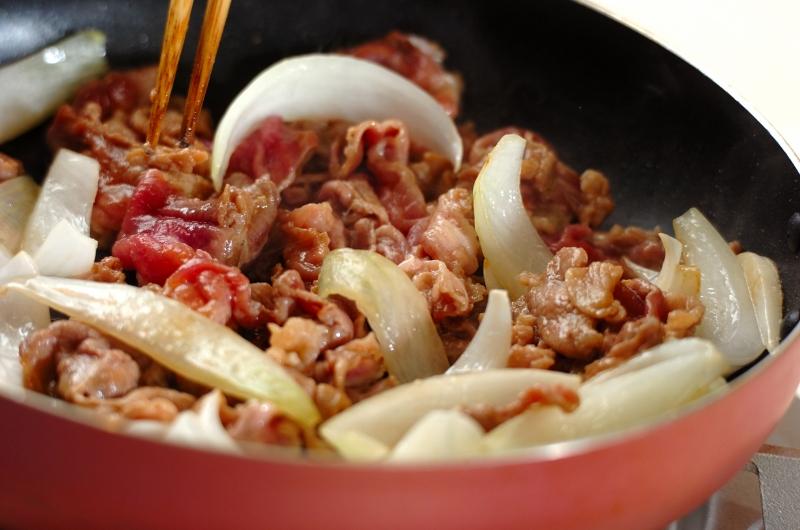 豚とモヤシの中華炒めの作り方の手順4