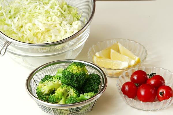 チーズ入りチキンカツの作り方の手順2