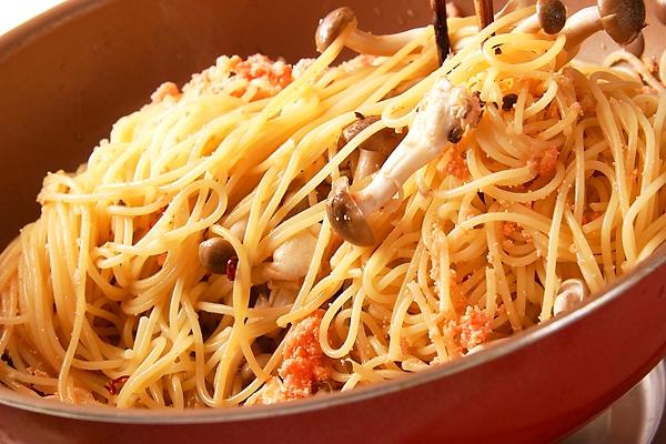 ニンニク香る!タラコスパゲティーの作り方の手順7
