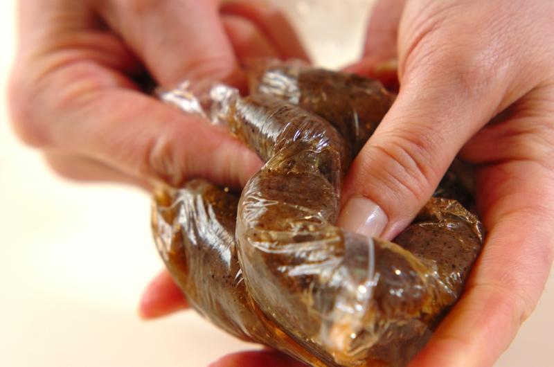 凍りコンニャクのから揚げの作り方の手順3