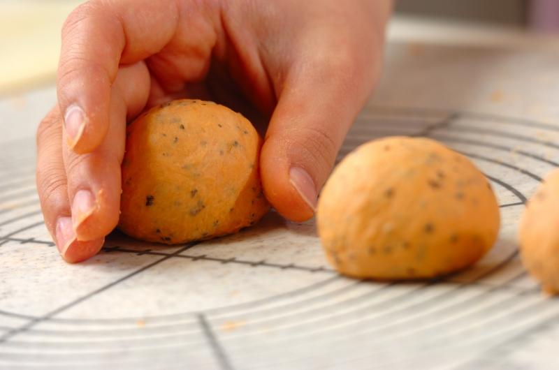 トマトチーズパンの作り方の手順10