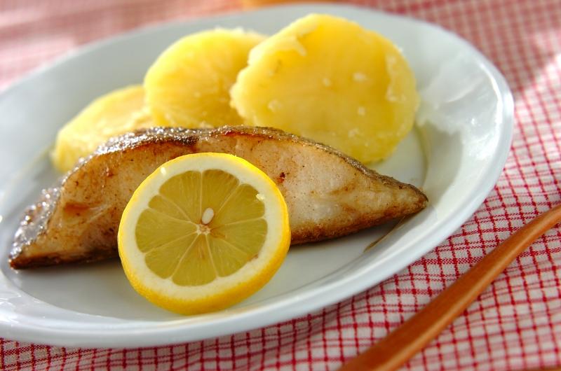 さっぱり!カレイのレモンバタームニエル