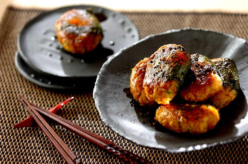ヒヨコ豆と冷凍豆腐のベジつくね
