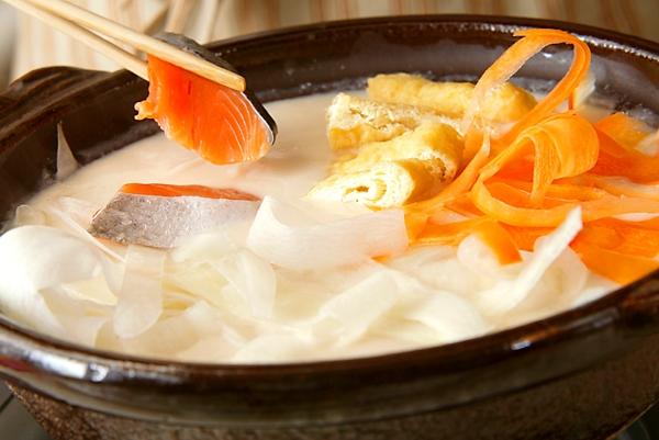 酒粕鍋の作り方の手順8