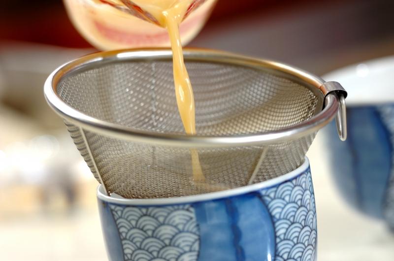 中華カニ玉風茶碗蒸しの作り方の手順6