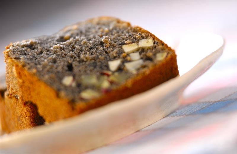 セサミパウンドケーキ