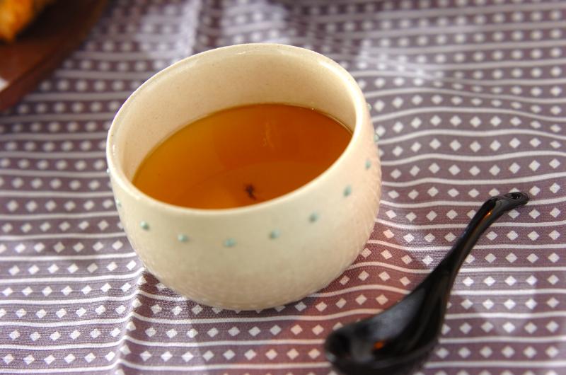 黒蜜の豆乳プリンの作り方の手順