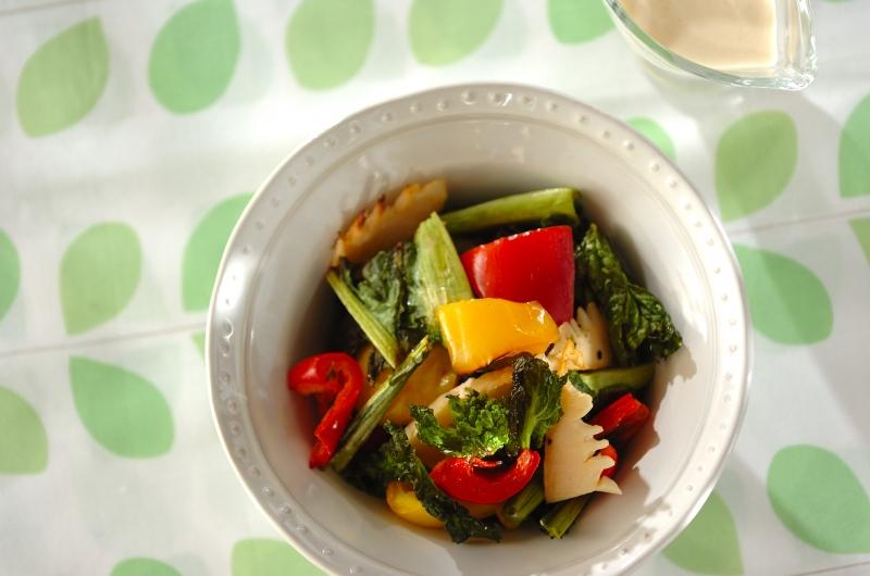 春の彩り野菜サラダ