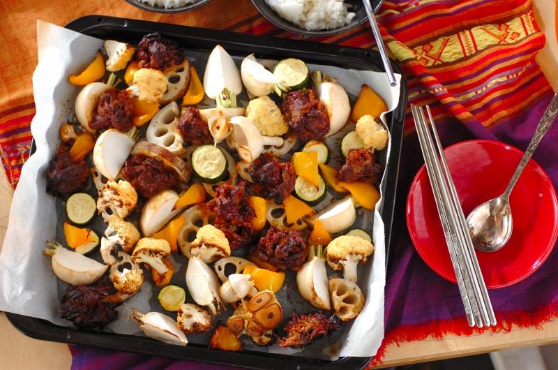 韓国風牛肉のぎゅうぎゅう焼き【E・レシピ】料理のプロが作る簡単レシピ/2015.11.02公開のレシピです。