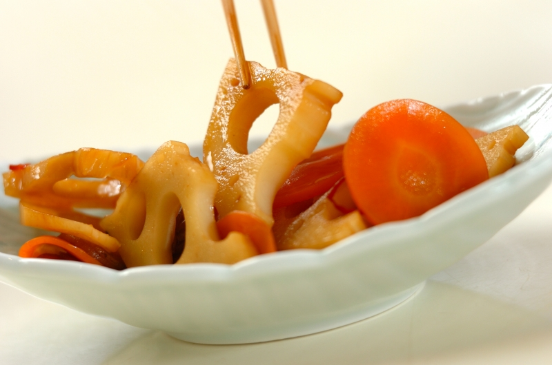 根菜のピリ辛漬けの作り方の手順5