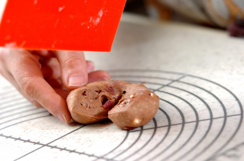 ハートのホワイトショコラベリーの作り方の手順9