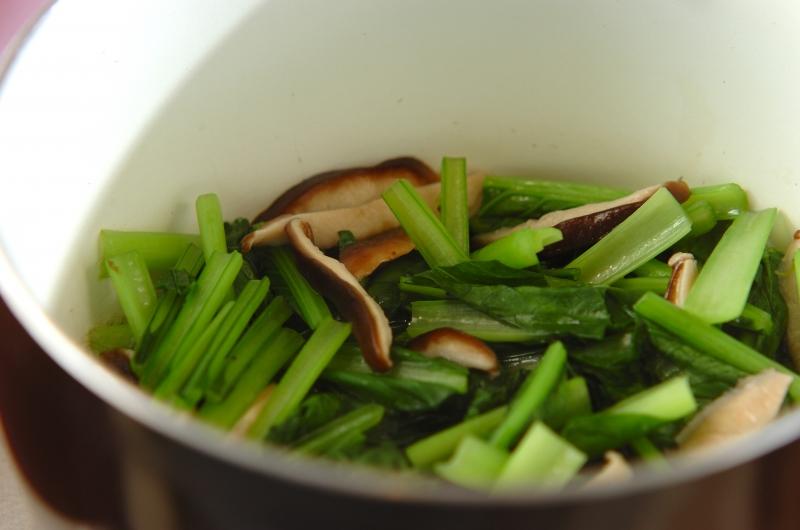 ブリと大根のサッパリ煮の献立の作り方の手順5