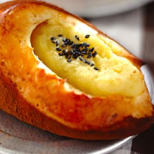 野菜を使ったパン